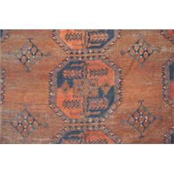 Ca. 1900 Bokara Oriental Carpet