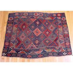 Ca. 1910 Persian Mat
