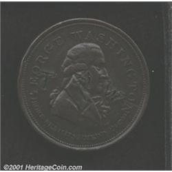 Undated PENNY (1799 or 1800) Washington Repub.