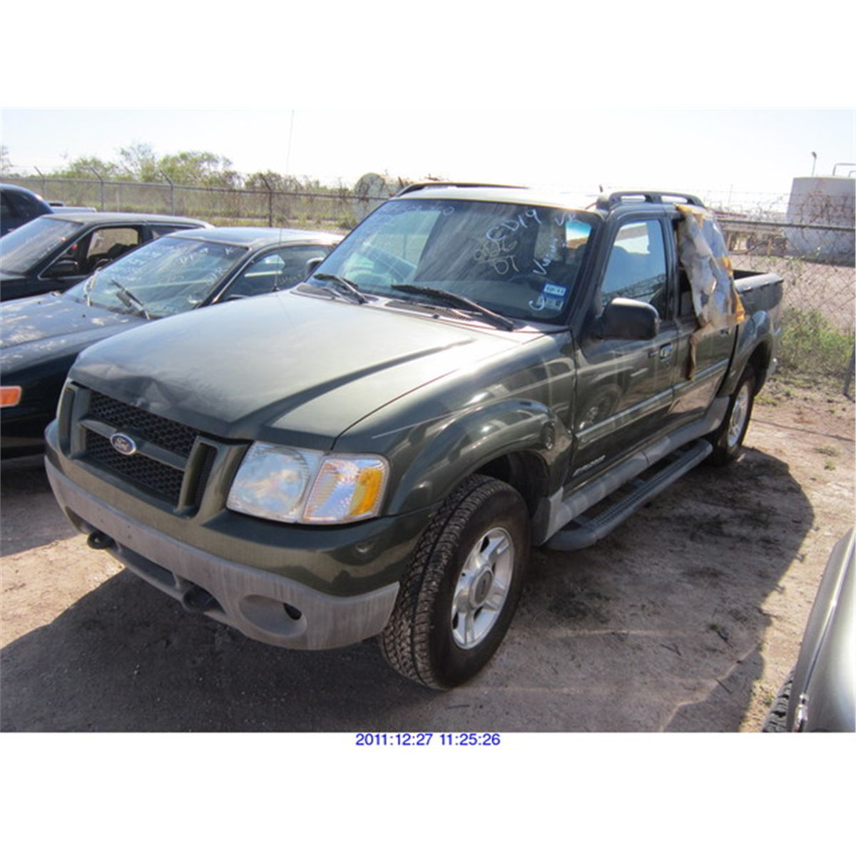 Image 1 2001 ford explorer sport trac