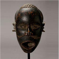 Boki helmet mask cross river nigerian art