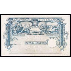 Banco Nacional Ultramarino, 1897-1905 Issue Proof.