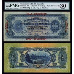 The Commonwealth of Australia, 1913 Second Issue.