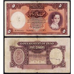 Government of Iraq, Law #44 of 1931 (1942 Issue).