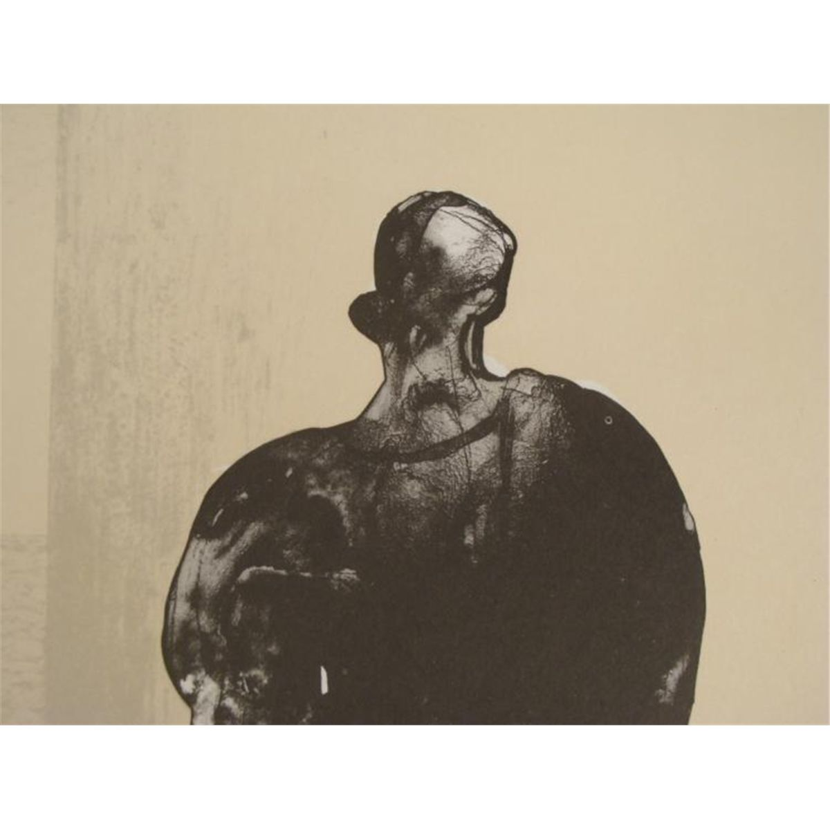 Henry Moore-Sculptures and Drawings-1983 Poster