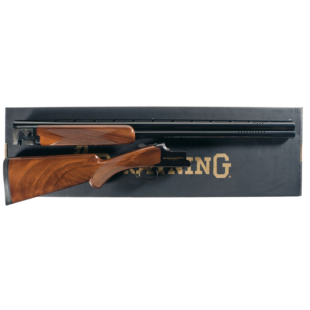Browning Citori Lightning Sporting Clays Edition Over/Under Shotgun with Box