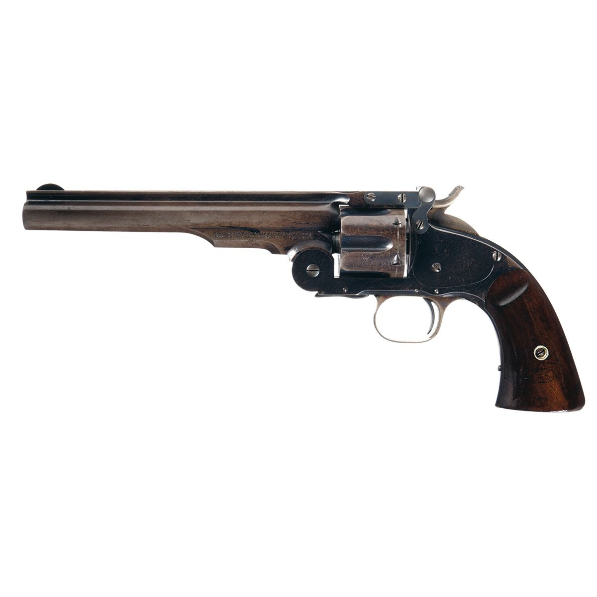 Excellent Smith & Wesson U.S. Contract Second Model
