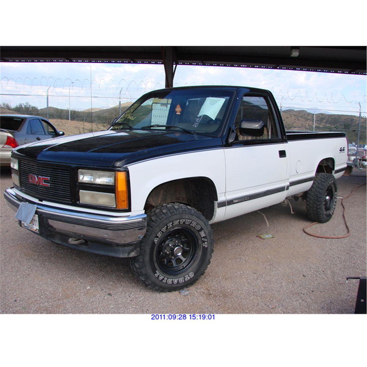 1991 Gmc Sierra >> 1991 Gmc Sierra 1500