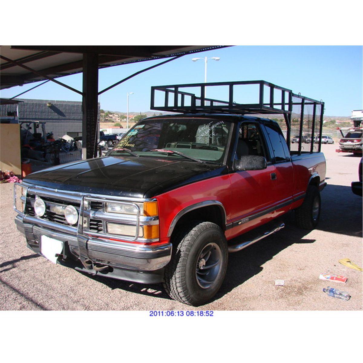 1996 - Chevrolet Silverado 1500