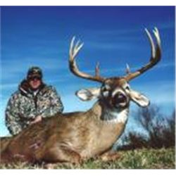 3-day/4-night whitetail deer hunt for one hunter in Corsicana, Texas - includes up to 160 gross B&C