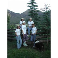 Mountain Momma's Wilderness Vacation for four ladies
