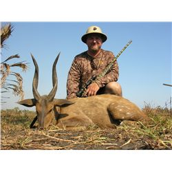 11-day plains game hunt for one hunter and one non-hunter in Eastern Cape of South Africa - includes