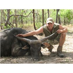 6-day Banteng Bull hunt for one hunter in Australia - includes trophy fees