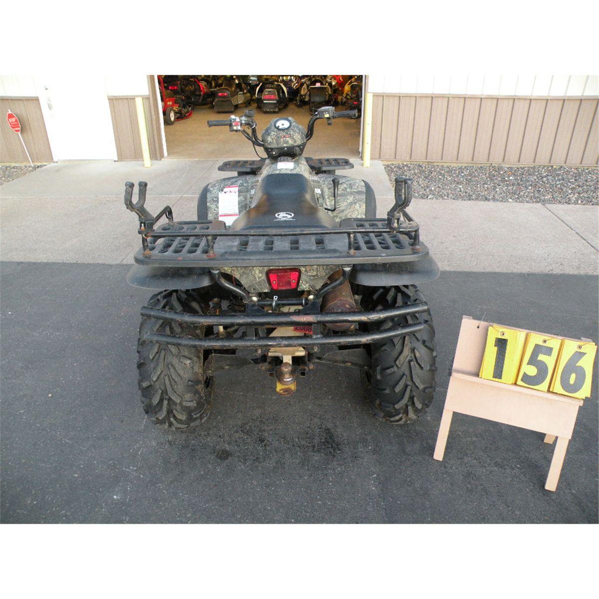 2000 Polaris Sportsman 500 4X4 VIN-4XACH80A3Y0417444
