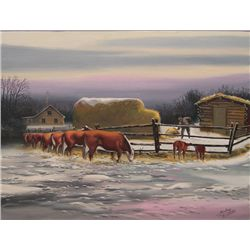 Cree/Canadian Painting