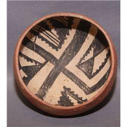 Gila pottery bowl