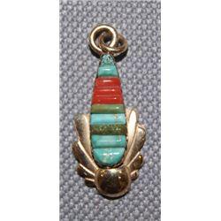 Navajo pendant