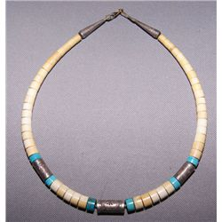 Santo Domingo heshi necklace