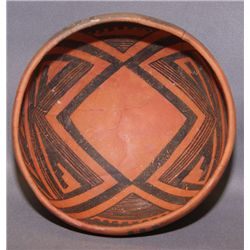St. Johns pottery bowl