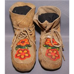Chippewa high top moccasins