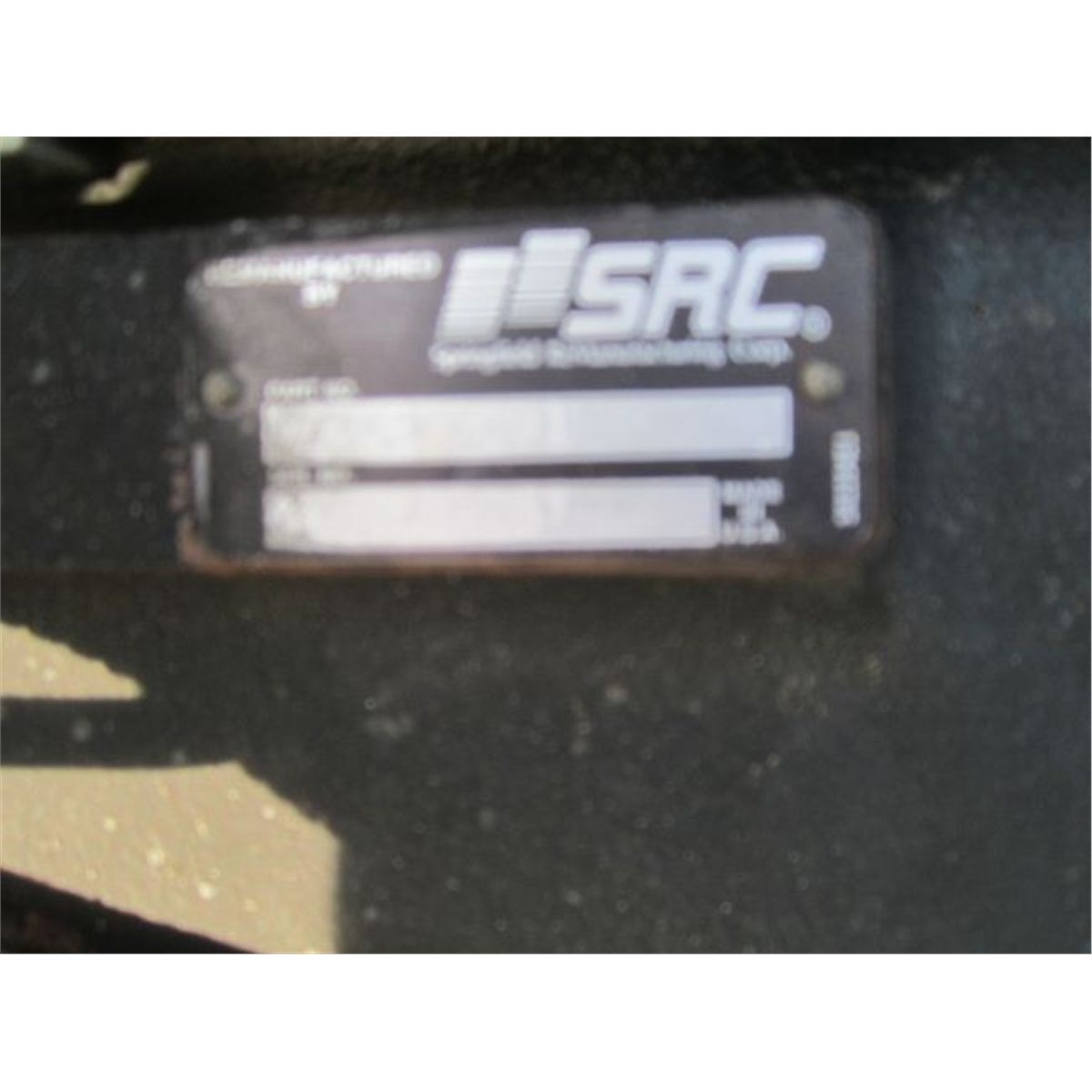 International DT466 Turbo Diesel Engine & Transmission