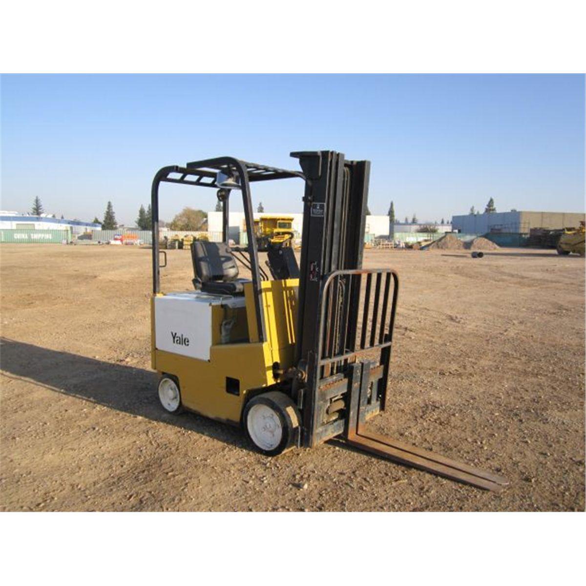 Yale ERC-040AB Forklift w/ CVC Synchronizer