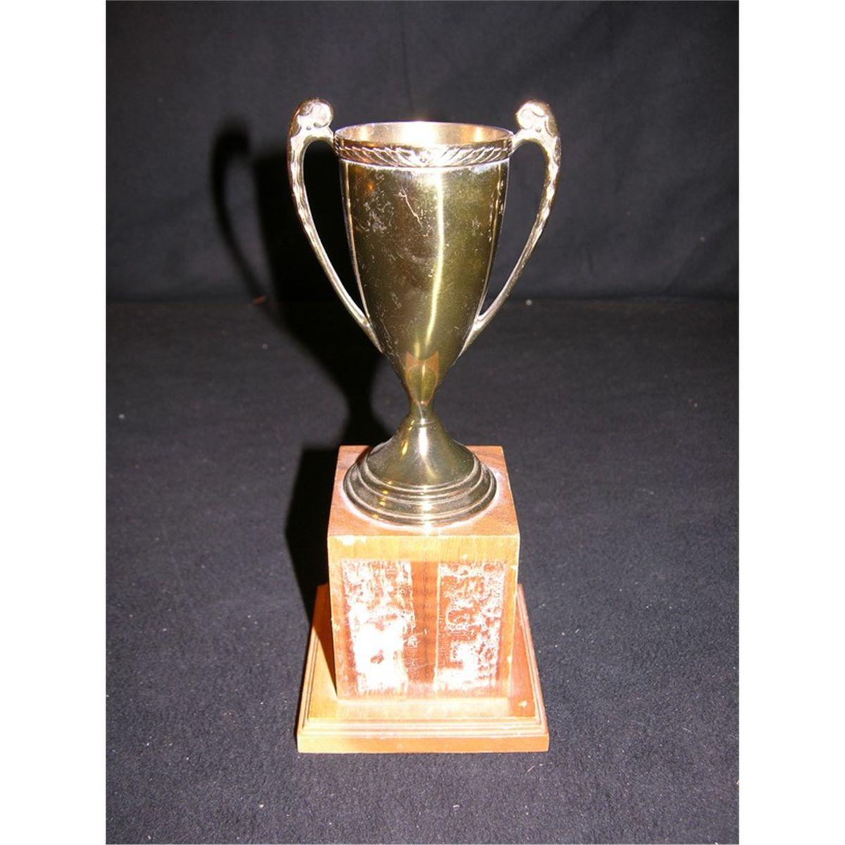 Grease Trophy Prop