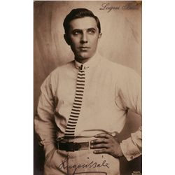 Pair of original ca. 1920 Hungarian portrait postcards of Bela Lugosi