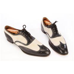 Bela Lugosi personal wingtip shoes