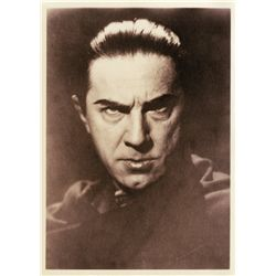 Collection of (16) Bela Lugosi portrait stills from his estate and family's collection