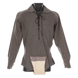 Roy Rogers shirt from Billy the Kid Returns