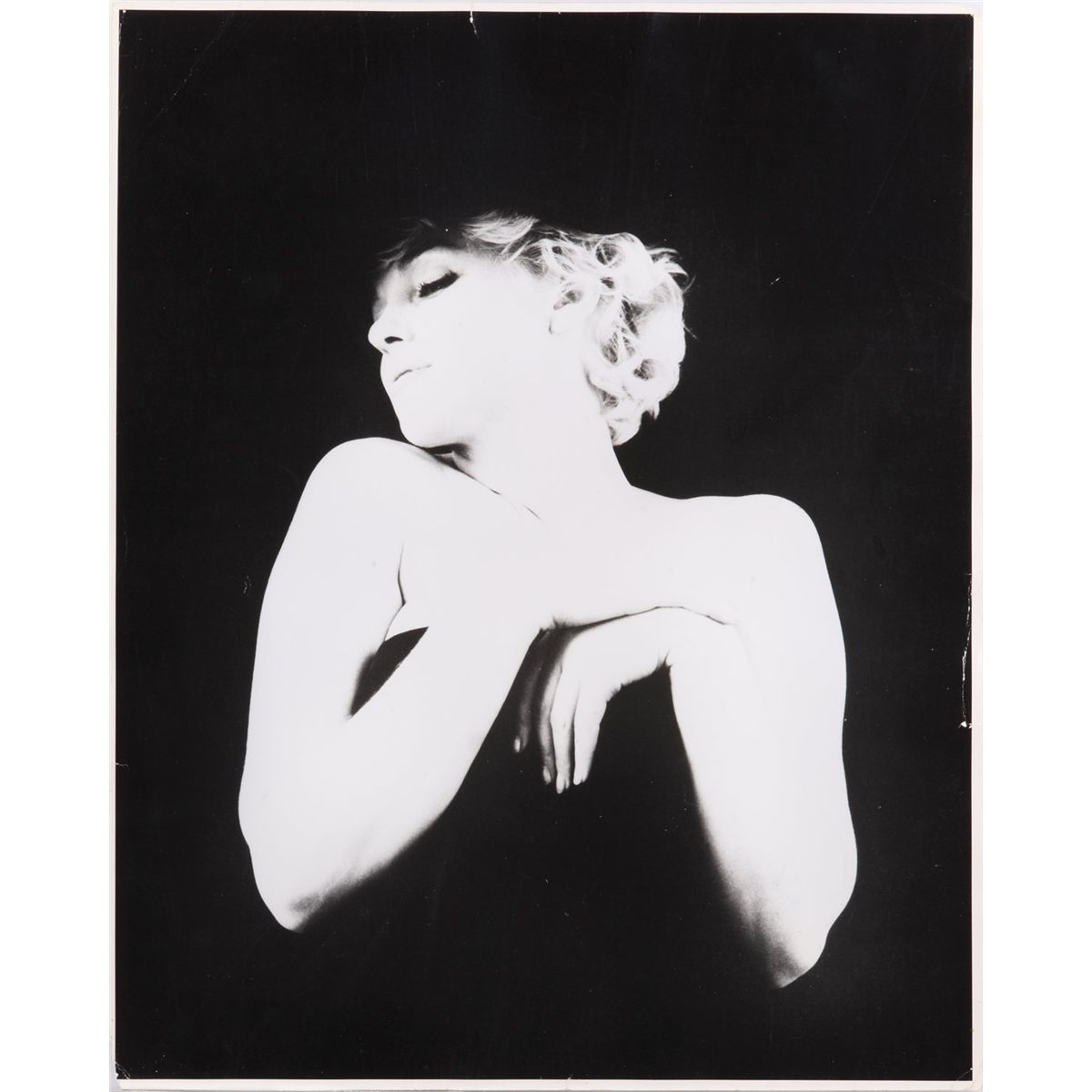 6543cb73b2c Collection of (4) 16 x 20 photos of Marilyn Monroe by Milton Greene ...