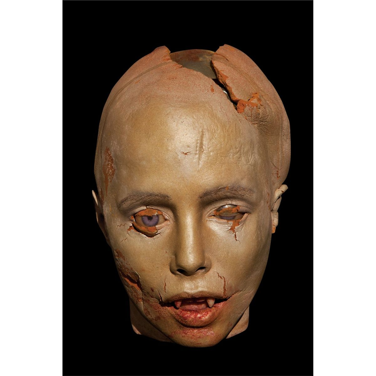 Image 1 Animatronic Severed Sadie Frost Lucy Head From Bram Stokers Dracula