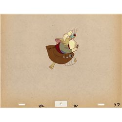 Four original production cels from The Secret of NIMH