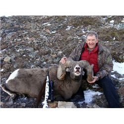 Alberta Minister's Special Bighorn Sheep Permit