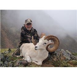 12-Day Dall's Sheep Hunt for 1 Hunter