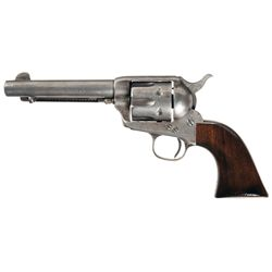 Hartley & Graham Shipped Antique First Generation Colt Single Action Army Revolver with Factory Lett