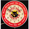 Image 2 : Cat's Paw Advertising Clock