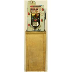 Mills Black Cherry 10 Cent Slot Machine