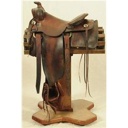 King Ranch Saddle