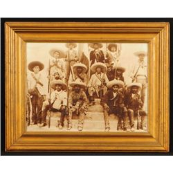 Mexican Revolution Photograph