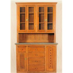 Texas Cupboard From The Sam & Agnes Bell Estate