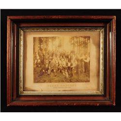 1884 Texas Rangers Baseball Photograph