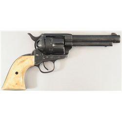 Hartley & Graham Engraved Colt SAA .45