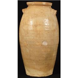 Texas Stoneware Jar Attr James Prothro Rusk County