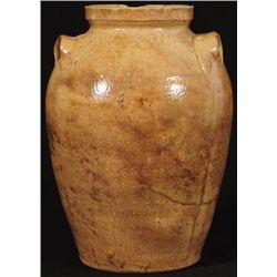James Prothro Texas Stoneware Jar