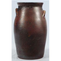 JC Lambert/Cranston Texas Stoneware Jar