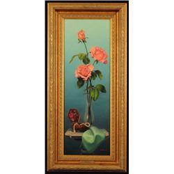 Dalhart Windberg Still Life Oil Painting