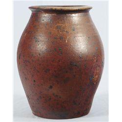 J.C. Lambert Texas Stoneware Jar