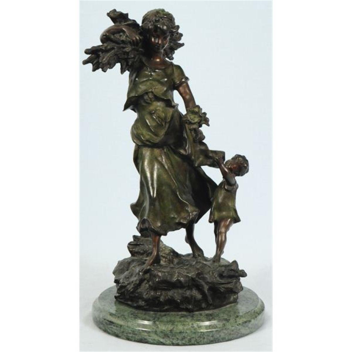 c0565ad9e8b Auguste Moreau Bronze. Loading zoom